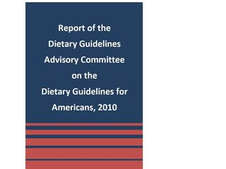 Dietary guidelines cover image for blog