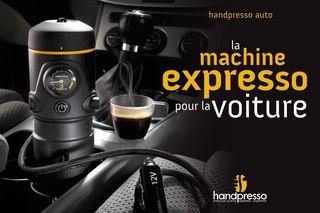 Espresso-auto