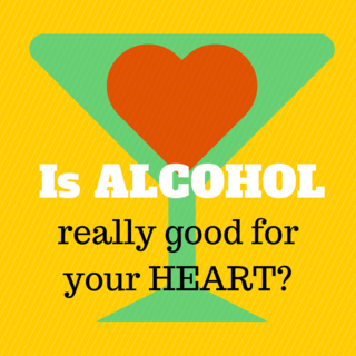 Alcohol heart