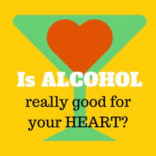 Alcohol heart