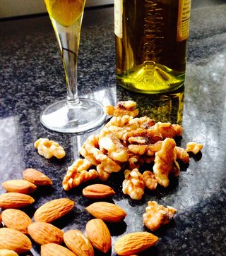 Nuts and EVOO