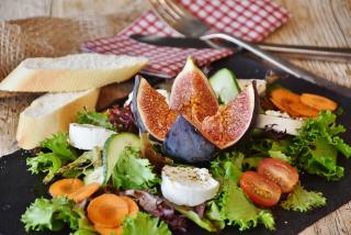 Salad-healthy