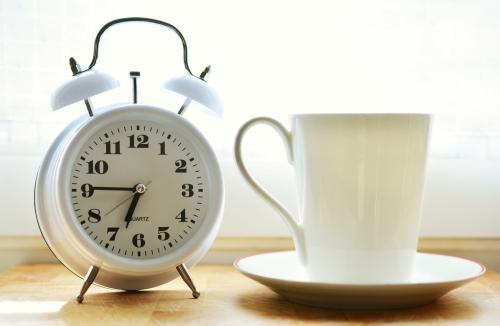 Clock-breakfast