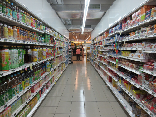 Processed-food-supermarket