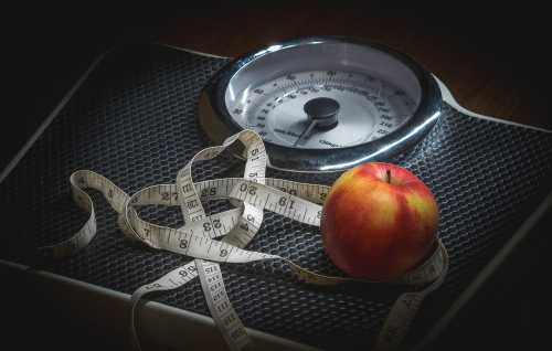 Scale-weight-loss