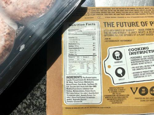 BeyondBurger-nutrition