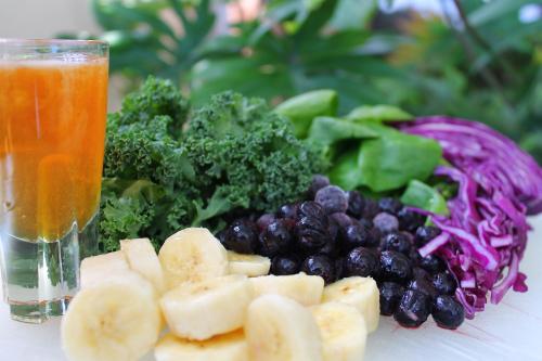 Vegetable-fruit-liver