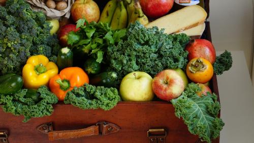 Fruit-veggie-microbiome