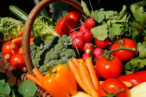 Vegetables-wellness